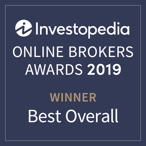 Award Investopedia Best Overall